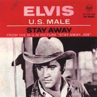 Cover Elvis Presley - U.S. Male