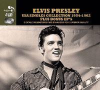 Cover Elvis Presley - USA Singles Collection 1954-1962 Plus Bonus EP's