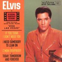 Cover Elvis Presley - Viva Las Vegas
