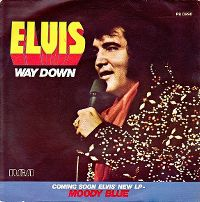 Cover Elvis Presley - Way Down