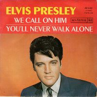 Cover Elvis Presley - We Call On Him