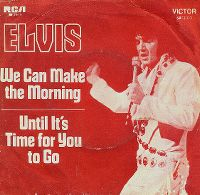 Cover Elvis Presley - We Can Make The Morning