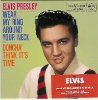 Cover Elvis Presley - Wear My Ring Around Your Neck
