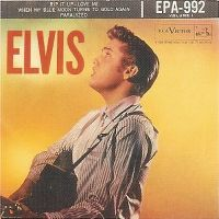 Cover Elvis Presley - When My Blue Moon Turns To Gold Again