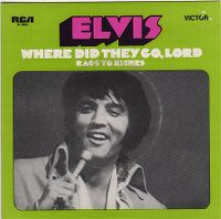 Cover Elvis Presley - Where Did They Go, Lord