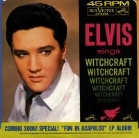 Cover Elvis Presley - Witchcraft