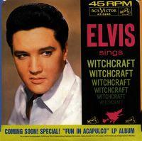 Cover Elvis Presley - Witchcraft