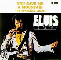Cover Elvis Presley - You Gave Me A Mountain