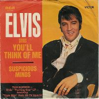 Cover Elvis Presley - You'll Think Of Me