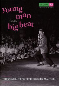 Cover Elvis Presley - Young Man With The Big Beat