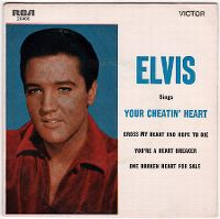 Cover Elvis Presley - Your Cheatin' Heart