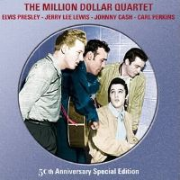 Cover Elvis Presley / Jerry Lee Lewis / Johnny Cash / Carl Perkins - The Million Dollar Quartet
