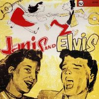 Cover Elvis Presley And Janis Martin - Janis And Elvis