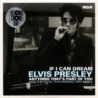 Cover Elvis Presley with The Royal Philharmonic Orchestra - If I Can Dream