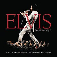 Cover Elvis with The Royal Philharmonic Orchestra - Elvis symphonique