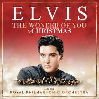 Cover Elvis with The Royal Philharmonic Orchestra - The Wonder Of You & Christmas