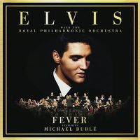 Cover Elvis with The Royal Philharmonic Orchestra feat. Michael Bublé - Fever