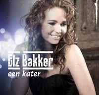 Cover Elz Bakker - Een kater
