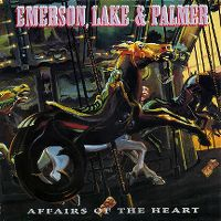 Cover Emerson, Lake & Palmer - Affairs Of The Heart