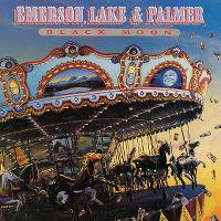 Cover Emerson, Lake & Palmer - Black Moon