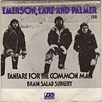 Cover Emerson, Lake & Palmer - Fanfare For The Common Man
