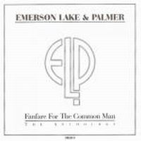 Cover Emerson, Lake & Palmer - Fanfare For The Common Man: The Anthology