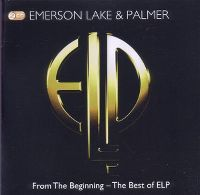 Cover Emerson, Lake & Palmer - From The Beginning - The Best Of ELP