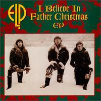 Cover Emerson, Lake & Palmer - I Believe In Father Christmas