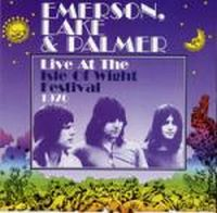 Cover Emerson, Lake & Palmer - Live At The Isle Of Wight Festival 1970