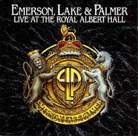Cover Emerson, Lake & Palmer - Live At The Royal Albert Hall