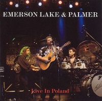 Cover Emerson, Lake & Palmer - Live In Poland