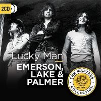 Cover Emerson, Lake & Palmer - Lucky Man - The Masters Collection