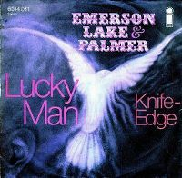 Cover Emerson, Lake & Palmer - Lucky Man