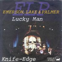 Cover Emerson, Lake & Palmer - Lucky Man