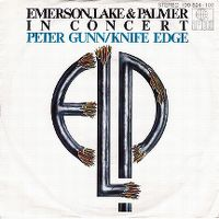 Cover Emerson, Lake & Palmer - Peter Gunn (Live)