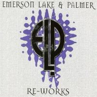 Cover Emerson, Lake & Palmer - Reworks: Brain Salad