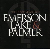 Cover Emerson, Lake & Palmer - The Very Best Of Emerson Lake & Palmer