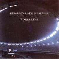 Cover Emerson, Lake & Palmer - Works Live