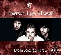 Cover Emerson, Lake & Powell - Live In Concert & More...
