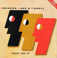 Cover Emerson, Lake & Powell - Touch And Go
