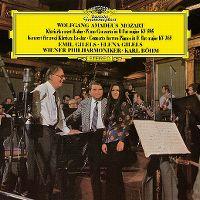 Cover Emil Gilels / Elena Gilels / Wiener Philharmoniker / Karl Böhm - Wolfgang Amadeus Mozart
