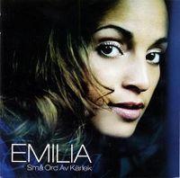 Cover Emilia - Små ord av kärlek