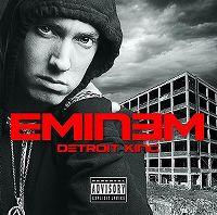 Cover Eminem - Detroit King