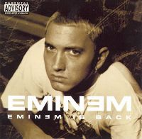 Cover Eminem - Eminem Is Back