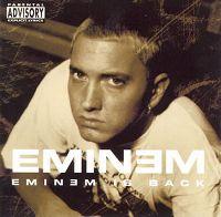 Cover Eminem - Eminem Is Back