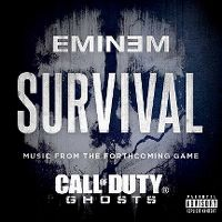 Cover Eminem - Survival