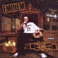 Cover Eminem - The King Is Back