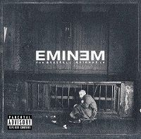 Cover Eminem - The Marshall Mathers LP
