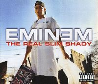 Cover Eminem - The Real Slim Shady