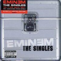 Cover Eminem - The Singles Box Set